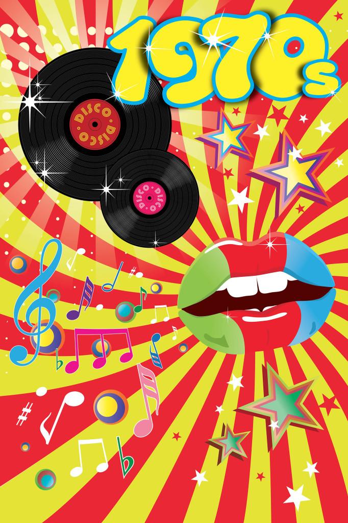 Funnybox pozadie Disco
