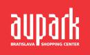 Aupark obchodné centru ma Funnybox logo